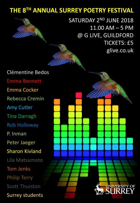 Surrey Poetry Festival year 8 V2